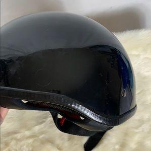 Bandito Dot Bell Other - Bell black Bandito Dot motorcycle helmet size Lg